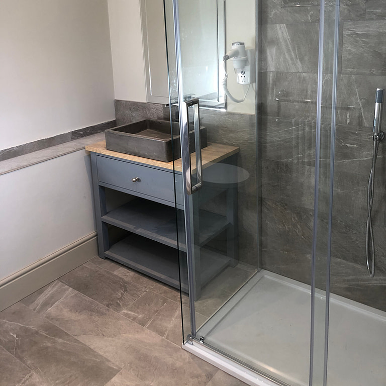 Family Suite Shower