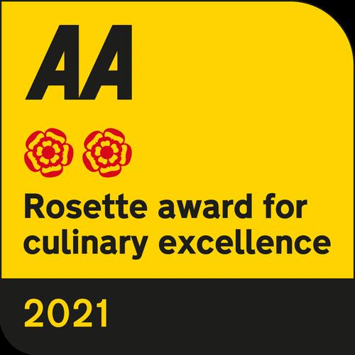 AA Rosette 2021 Award